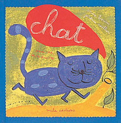 Chat - 9782840062318 - Mila Éditions - couverture