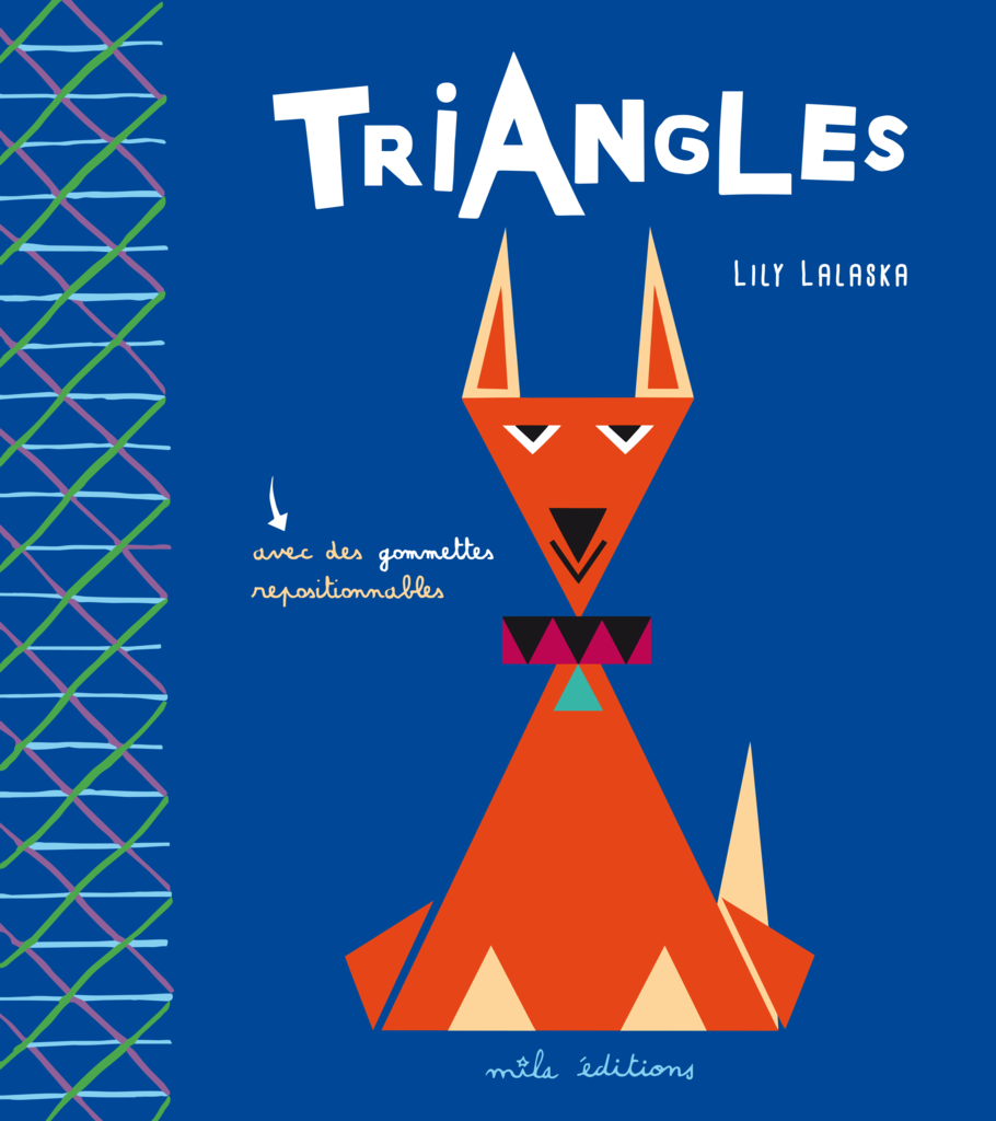 Triangles - 9782840068068 - Mila Éditions - couverture