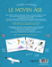 My History Activity Book : The Middle Ages - 9782840068518 - Mila Éditions - 4e de couverture