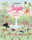 Les animaux de la jungle - 9782840068891 - Mila Éditions - couverture