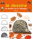 Je dessine les animaux de la campagne avec Barroux - 9782840069706 - Mila Éditions - couverture